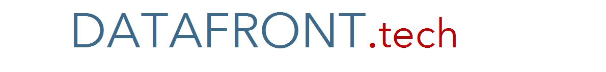 DATAFRONT.tech